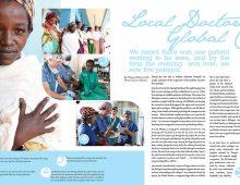 Goodness Magazine Spreads